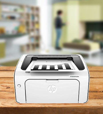 Review of HP M12w