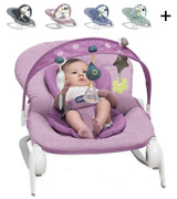 Chicco 04079840190000 Rocker Hoopla Babywippe