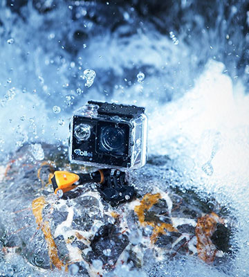 Review of Rollei Actioncam 425