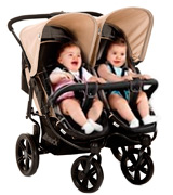 Hauck Roadster Duo SLX 512166 Twin and double buggy