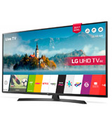 LG Electronics 55UJ635V LED Fernseher Ultra HD Smart TV
