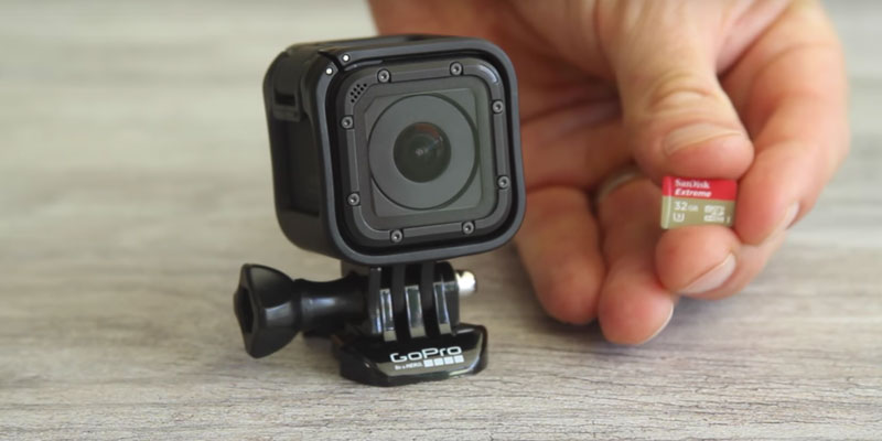 Detailed review of GoPro Hero Session