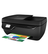 HP OfficeJet 3831 AiO Multifunktionsdrucker (Drucker, Kopierer, Scanner, Fax, WLAN, Airprint)