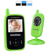 HelloBaby HB24 Baby Monitor Video-Babyphone