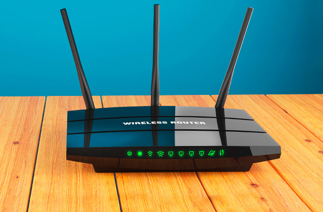 Die WiFi-Router Test