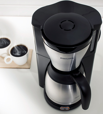 Die Übersicht über die Philips HD7546/20 Coffee Filter Machine with thermal jug / kaffeemaschine mit thermoskanne