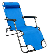 AMANKA 15550 Folding Sun Lounger