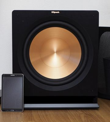 Review of Klipsch R-115 SW