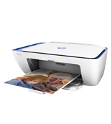 HP Deskjet 2630 Multifunktionsdrucker (Drucker, Scanner, Kopierer, WLAN, Airprint)