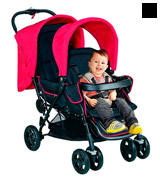 Safety 1st Duodeal Tandem Travel System