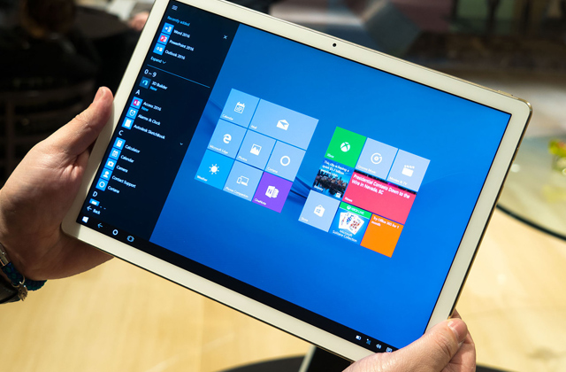 Die besten Windows-Tablets Test