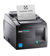 Star Micronics TSP143 USB-Thermobelegdrucker