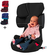Cybex Silver Solution X-Fix Toddler Car Seat
