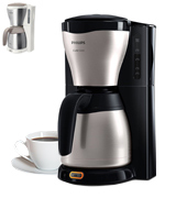 Philips HD7546/20 Coffee Filter Machine with thermal jug / kaffeemaschine mit thermoskanne