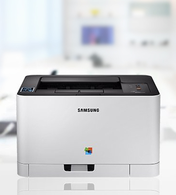 Review of Samsung XPRESS C430W