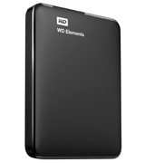 Western Digital Elements Externe Festplatte - USB 3.0