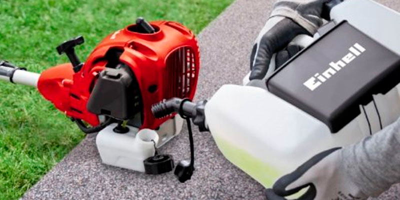 Review of Einhell GH-BC 25 AS