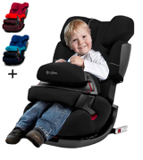Cybex Silver Pallas-fix Toddler Car Seat