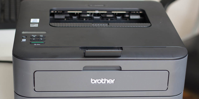 Brother Drucker Brother HL-2340DW SFP-LaserA4 in the use