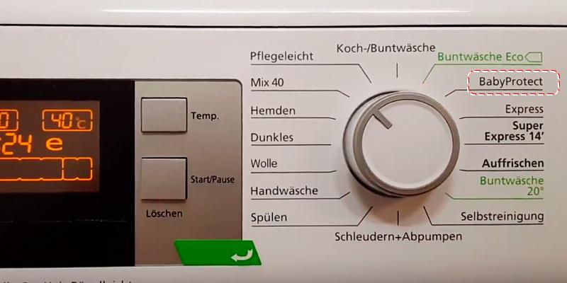 Die Besten Waschmaschinen Test 2019 Auf Bestadvisorde
