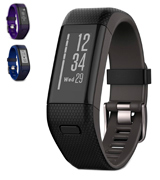 Garmin HR+ (010-01955-30) Fitness-Tracker - GPS-fähig, Herzfrequenzmessung am Handgelenk, Smart Notifications