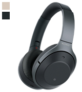 Sony WH1000XM2B.CE7 Kabelloser High-Resolution Noise Cancelling Kopfhörer