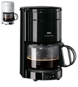 Braun Aromaster KF 47 Coffee Filter Machine / Filterkaffeemaschine